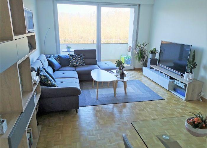 POUR INVESTISSEUR - Bel appartement de 4.5 pièces avec balcon