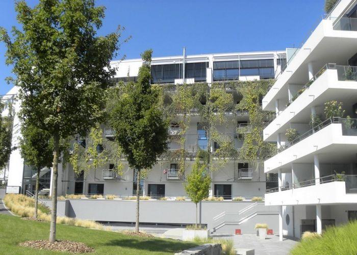 Magnifique appartement en triplex, avec jardin